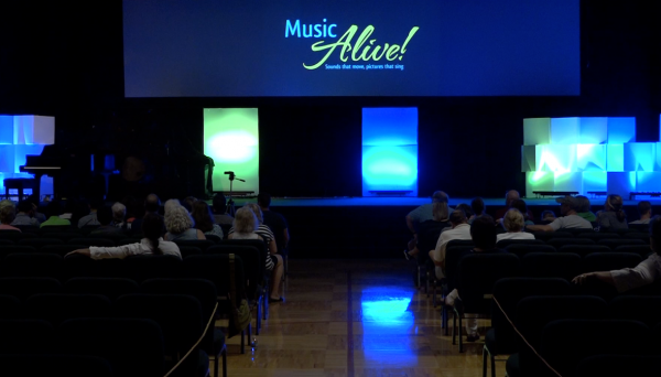 music alive stage